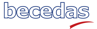 Logo becedas